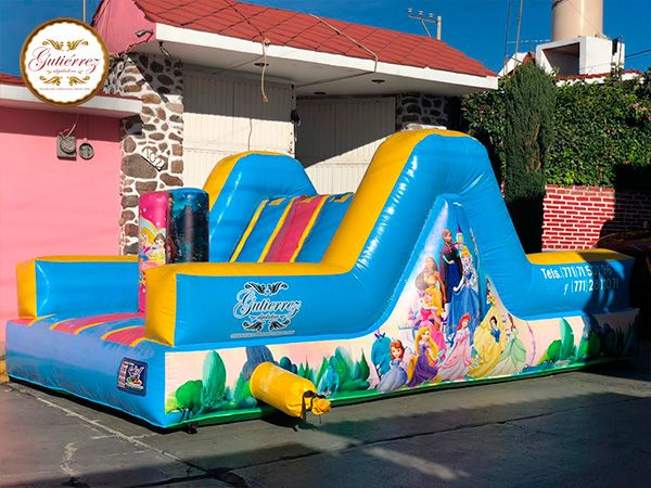 Inflable Casita